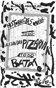 Batato Barea - Fanzine dedicado a Alejandra Pizarnik