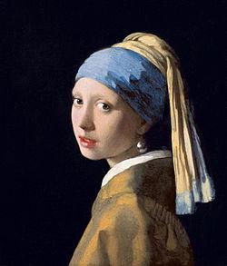 muchacha con turbante